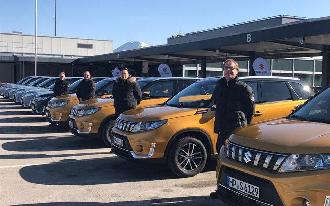 Suzuki Test Drive Salzburg